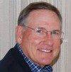 Freshwater Society president Gene Merriam